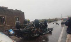 Una tromba d'aria a Pantelleria fa 2 morti e 9 feriti