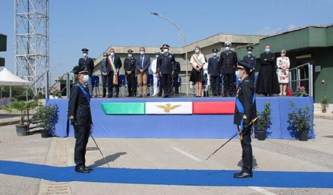 Avvicendamento al comando della 137ª Squadriglia Radar di Mezzo Gregorio