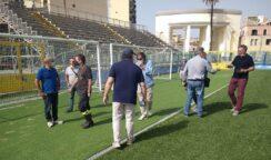 Riapre al pubblico lo stadio Nicola De Simone a Siracusa