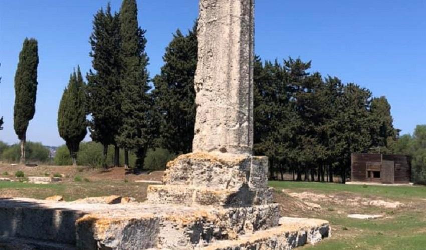 Giornate Europee del Patrimonio, visite gratuite al Tempio di Zeus