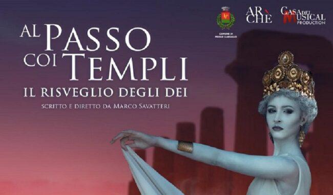 """""""Al Passo coi Templi – Il Risveglio degli Dei"""", replica all'alba di domani alla Riserva Saline di Priolo"""