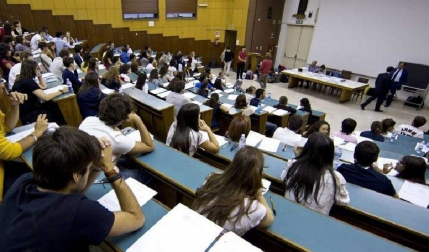 Università di Catania, studenti in aula dal 4 ottobre