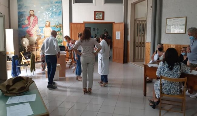 Vaccinazione di prossimità, nel weekend somministrate 193 dosi alla Mazzarrona