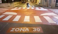 """Arrivano le """"zone 30"""" a Siracusa: la sperimentazione nelle zone scolastiche"""