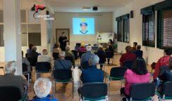 Truffe agli anziani, i Carabinieri spiegano come ci si difende