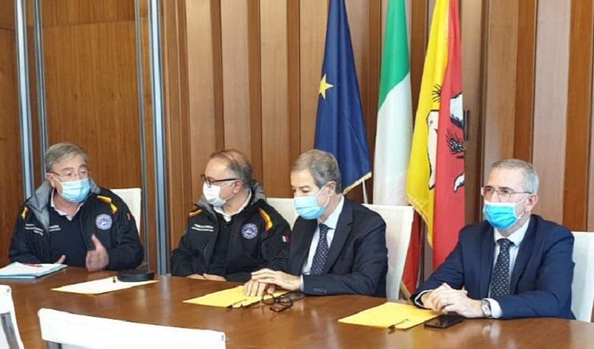 Maltempo sulla Sicilia orientale, il governo regionale delibera lo stato di emergenza