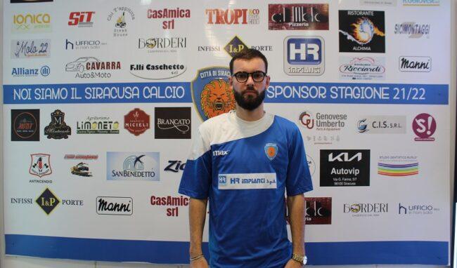 Lorenzo Longo è un nuovo calciatore della Asd Città Siracusa