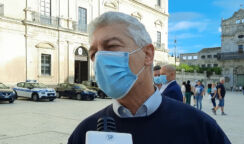 """Il presidente dell'Antimafia nazionale, Nicola Morra, a Siracusa: """"La mafia parassita dell'economia sana"""""""