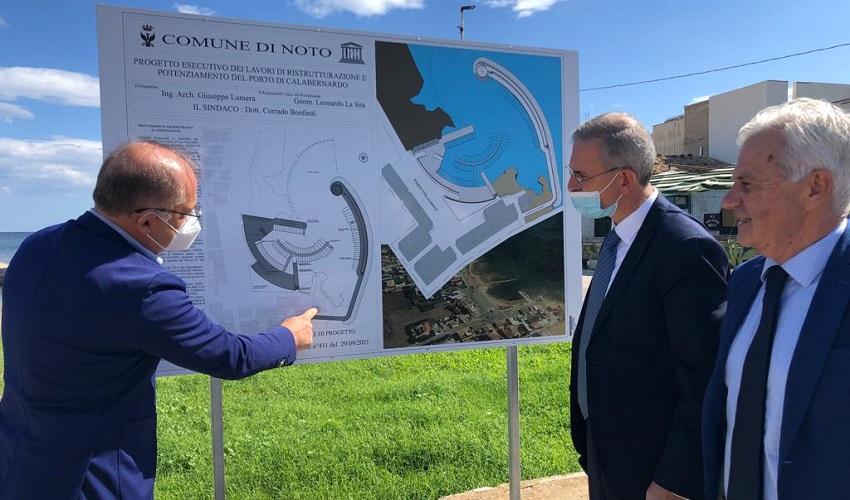 Porto di Calabernardo, la Regione investe 7 milioni