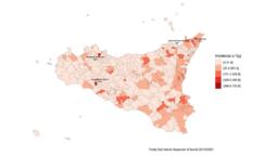 Covid, curva epidemica in decrescita in Sicilia: incidenza più elevata nel Catanese e nel Siracusano