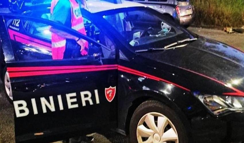 Esplosi colpi d'arma da fuoco in pieno centro a Francofonte