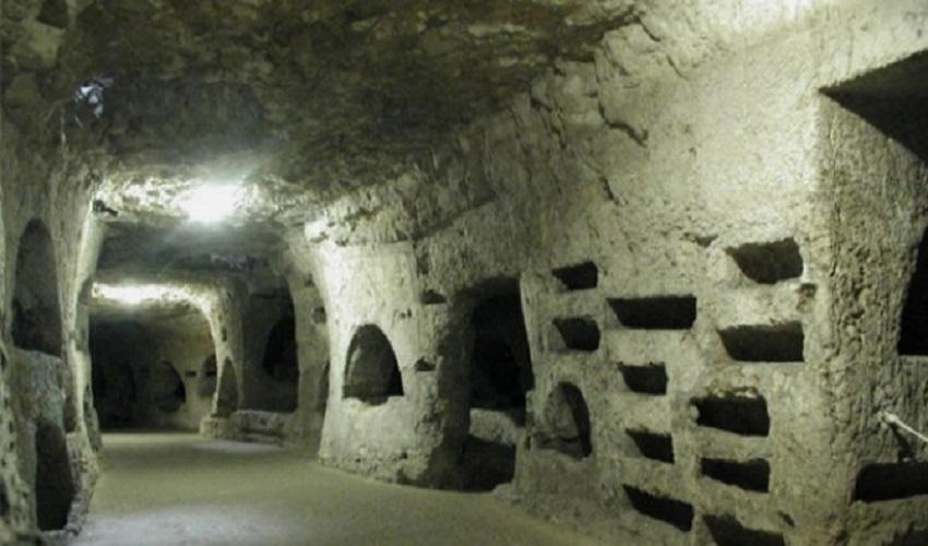 """""""ScopriCatacomba"""", l'iniziativa per bambini dagli 8 ai 10 anni alla catacomba di San Giovanni"""