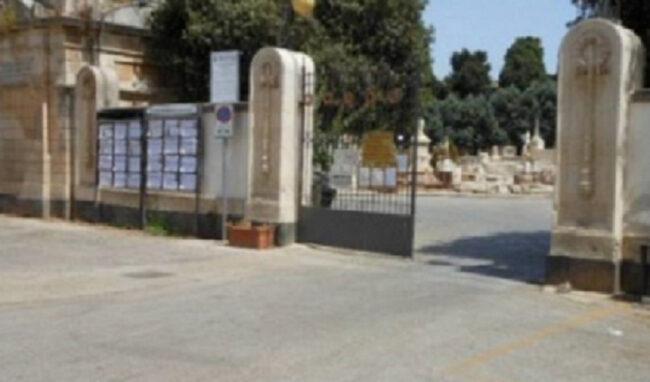 Cimitero, via agli interventi di restauro della palazzina B