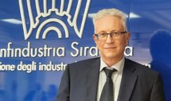 Sergio Corso nuovo presidente della sezione Chimica, Petrolio ed Energia di Confindustria Siracusa
