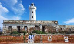 L'area del Faro di Capo Murro di Porco off limits per rischio crolli