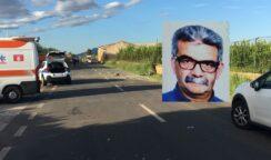 Incidente mortale, la vittima è l'ex consigliere provinciale Luciano Spicuglia