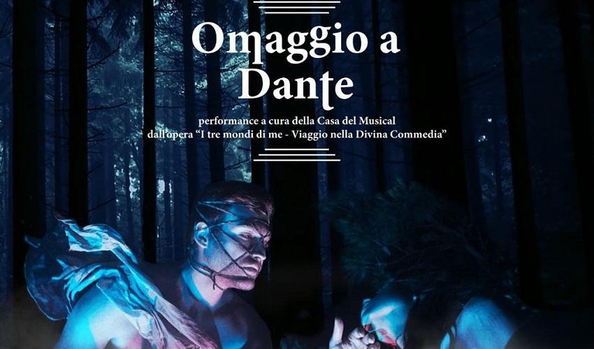 """""""Omaggio a Dante"""" al teatro comunale di Priolo"""