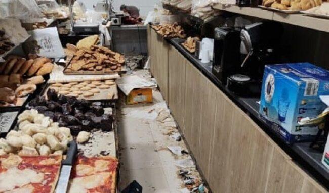 Panificio di Siracusa in cattive condizioni igienico-sanitarie: locale chiuso e titolare denunciato