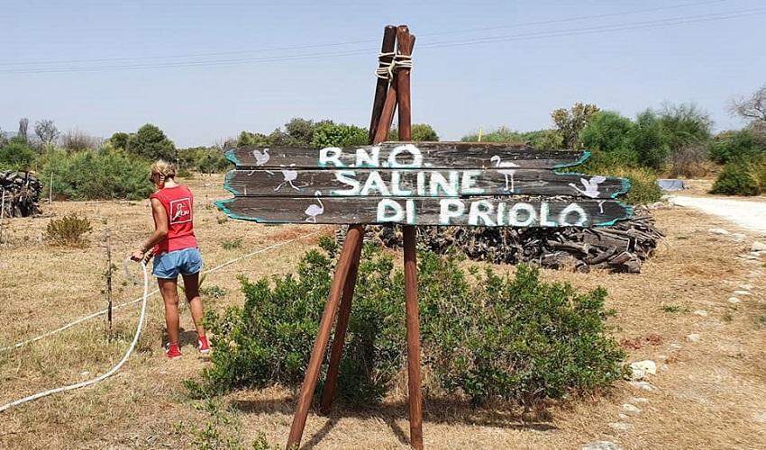 Riapre domenica la Riserva Saline di Priolo: 2 anni fa l'incendio che devastò l'oasi naturale