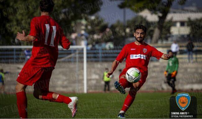 L'Asd Città di Siracusa fa pari a Ragusa, 1-1 il finale