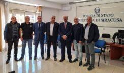"""Visita a Siracusa del segretario regionale del Siulp Giorgianni: """"I poliziotti senza green pass non siano discriminati"""""""