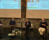 Elio Vittorini e Umberto Eco insieme nel segno dei fumetti